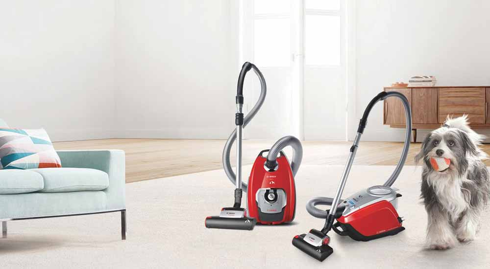 how to clean a home with vacuum