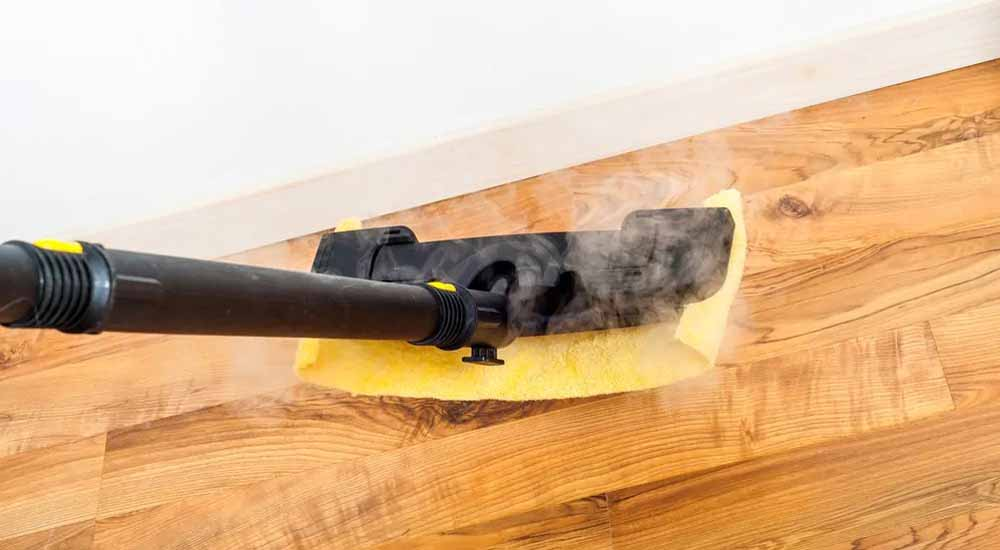 how to use a mop for cleaning