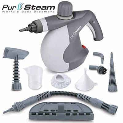 best handheld steamer for cleaning grout