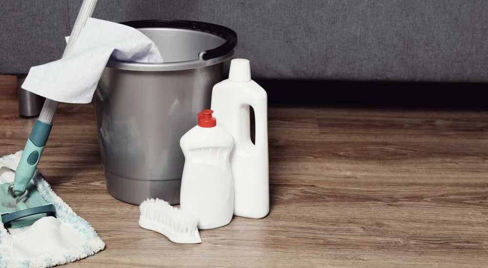how to clean steam mop