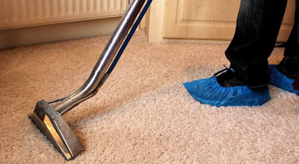 how to steam clean carpet with steam mop